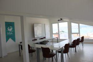 Çatı Katı Seminer Salonumuz